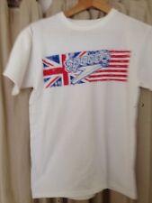 SPEEDO Unisex Union Jack / Stars And Stripes T Shirt S