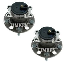 Pair Set of 2 Rear Timken Wheel Bearing and Hub Kit for Dodge Jeep Chrysler FWD