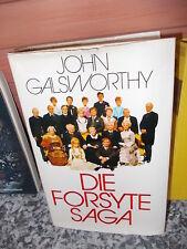 Die Forsyte Saga, ein Roman von John Galsworthy