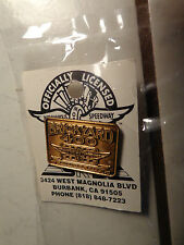 INDIANAPOLIS MOTOR SPEEDWAY,BRICKYARD 400,AUG,3-1996 NASCAR,RACING TRACK PIN