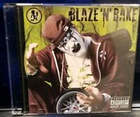 Blaze Ya Dead Homie - 'N' Bake CD rare insane clown posse twiztid stoner tour ep