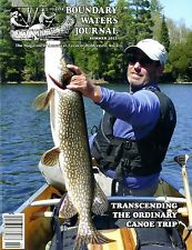 BOUNDARY WATERS JOURNAL SUMMER 2012