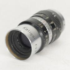 Kaligar Telephoto 38mm F2.5 D Mount Cine Lens (6410BL)