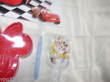 EAGLEMOSS DISNEY CAKES & SWEETS MINI MOUSE COOKIE CUTTER DRESDEN TOOL TOPPERS