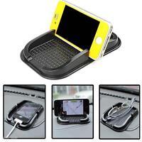 Sticky Car Dashboard Pad Mat Anti Non Slip Gadget Phone GPS Holder Mount Black
