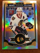 2015-16 UD Opee Chee Platinum Rainbow Parallel #124 Duncan Keith