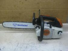 "STIHL MS200T TOPHANDLE ONE-HAND CLIMBING ARBORIST GERMAN SAW +14"" NEW CHAIN+BAR"