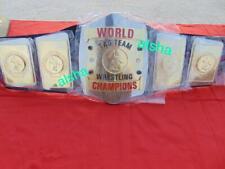 world Tag team Wrestling championship belt Adult