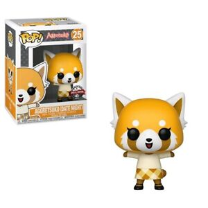 Aggretsuko - Aggretsuko Date Night US Exclusive Pop! Vinyl [RS]-FUN38134
