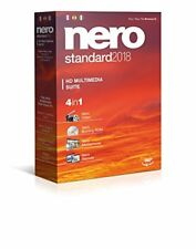 Nero Logiciel Standard 2018