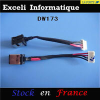 Connecteur alimentation dc power jack socket cable wire ASUS