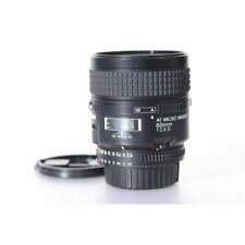 Nikon AF 2,8/60 D Microobjektiv - 60mm 1:2.8D Micro-Nikkor AF Makroobjektiv