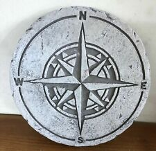 Latex mould for making This Compass Plaque