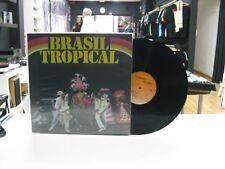 ORQUESTRA DO BRASIL TROPICAL LP BELGIUM 1982 TROPICANA RECORDS
