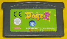 DOGZ 2 Game Boy Advance Gba Versione Europea »»»»» SOLO CARTUCCIA