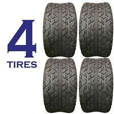 SET OF 4 Vision VX Golf II Golf Cart TIRES 215/35-14 4ply DOT fits non-lifted