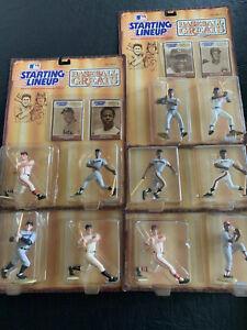 "MLB Starting Lineup ""Baseball Greats"" Action Figures Series - Unopened!"