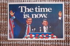 Reagan Bush campaign poster 1980
