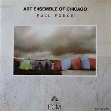 Full Force [EP] [Slipcase] by The Art Ensemble of Chicago (CD, Oct-2008, ECM)