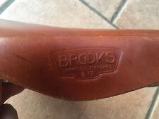 Brooks Ledersattel B17, honig, wie NEU, Fahrrad / Rennrad