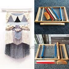Wooden Weaving Loom Creative Diy Weaving Art for Kids Beginners Experts Creative