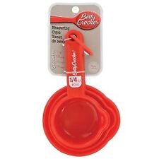 (NEW) Betty Crocker Nesting Measuring Cup Set
