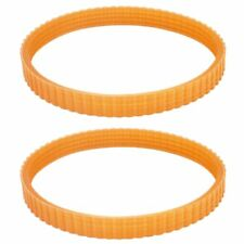 2pcs Electric Planer Power Tool Parts Driving Belt for Makita 1911B K2C2