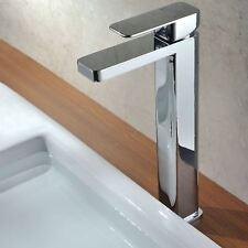 Glaza Faucet Chrome Monobloc Counter Top Tall Bathroom Sink Basin Mixer Tap