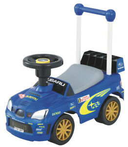 SUBARU IMPREZA WRC Ride-on toy Car for kids Baby from Japan limited