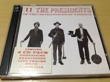 PRESIDENTS OF THE UNITED STATES OF AMERICA - II 2-DISC SET (GC) VOCANO, MACH 5