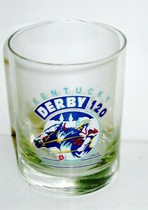 "1994 - 120th Kentucky Derby ""Rocks Glass"" in MINT Condition"
