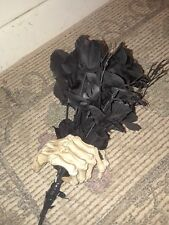 ORIGINAL DISNEY HAUNTED MANSION SPECIAL EVENT PROP SKELETON HAND WITH FLOWERS