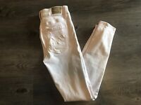 American Eagle Outfitters Women's Jegging Super Stretch Pink Jeans Size 4