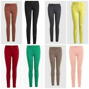 Womens Skinny Jeans Soft Touch Lycra Ex N*XT Size 8-18 Mid Rise RRP £28
