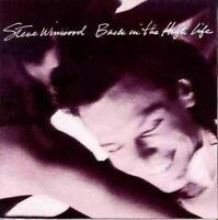 STEVE WINWOOD Back In The High Life VINYL LP BRAND NEW
