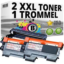 Toner+Trommel für Brother DCP-7055w 7057 HL-2130 2132e 2135w FAX 2840 2845 2940