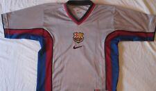 Camiseta Shirt Maglia Nike Original Fútbol Club Barcelona Años 90 Away