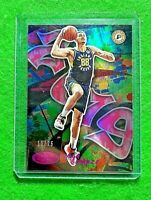 GOGA BITADZE CERTIFIED GRAFFITI ROOKIE SP#/25 JERSEY #88 PACERS RC 2019-20 SSP