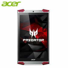 "Acer Predator 8 GT 810 8"" Quad-Core Android 5.1 Lollipop Gaming Tablet Silver"