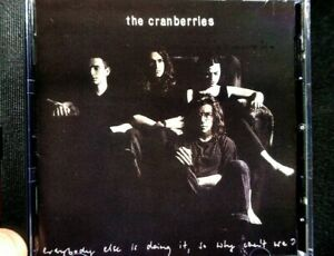 The Cranberries - Everybody Else Is Doing It, So Why Can't We?  - CD, VG