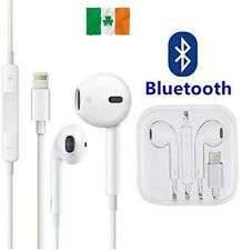 For Apple iPhone 7 8 Plus X Bluetooth Wired Lightning Headset Earphones Earbuds