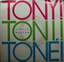 Soul Picture Sleeve 45 Tony! Toni! Tone' Little Walter / little Walter (Ins