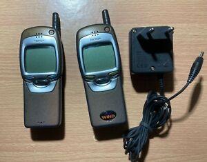 NOKIA 7110  Originali  SIM FREE  2 cellulari Vintage