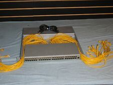 POWERDSINE 6548 Power over Ethernet Midspan PD-6548 (w/48 3 ft cords worth $120)