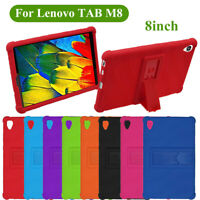 Antiurto Silicone Custodia Cover Per Lenovo TAB M8 TB-8505F/X TB-8705F/N Tablet