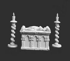 Altar of Evil with Victim 02580 - Dark Heaven Legends - Reaper Miniatures D&D