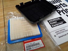 GENUINE HONDA GC, GCV AIR FILTER COVER 17231-Z0L-050 WITH REPLACEMENT AIR FILTER