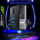 FAST GAMING PC DESKTOP Quad Core i5 1TB 8GB RAM COMPUTER WINDOWS 10,1GB NVIDIA