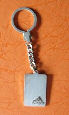 Vintage Keychain Adidas  Keyring color Silver