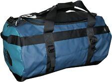 The North Face Golden State Duffel Bag 72L Blue Teal Medium